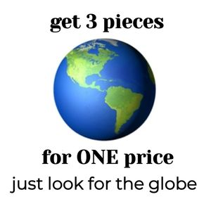 🌎3 for 1* 3 for 1 Clearance